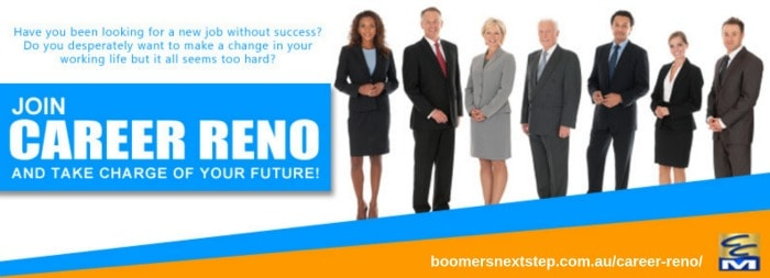 Are you ready for a mid-career or life makeover? Reinvent yourself and your career. Contact me. Career Reno can help you!