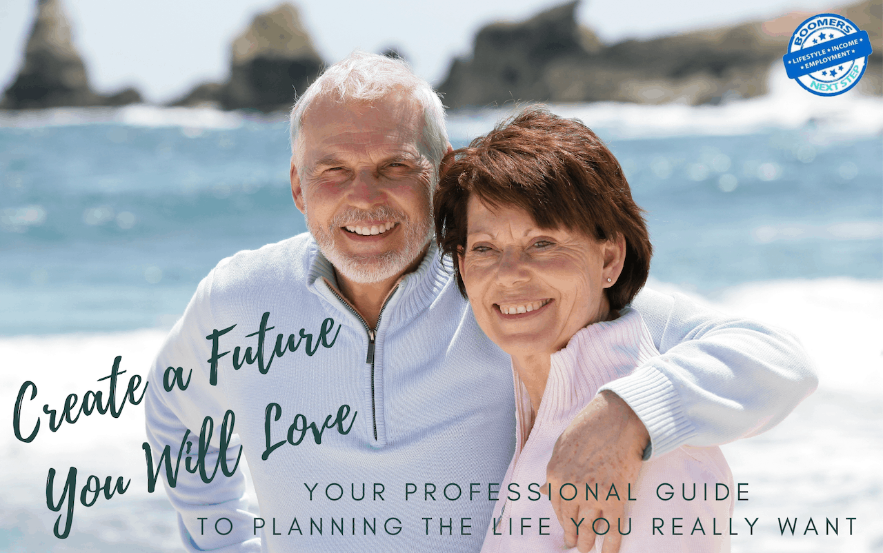 "retirement planning guide ""Create a future you will love"""