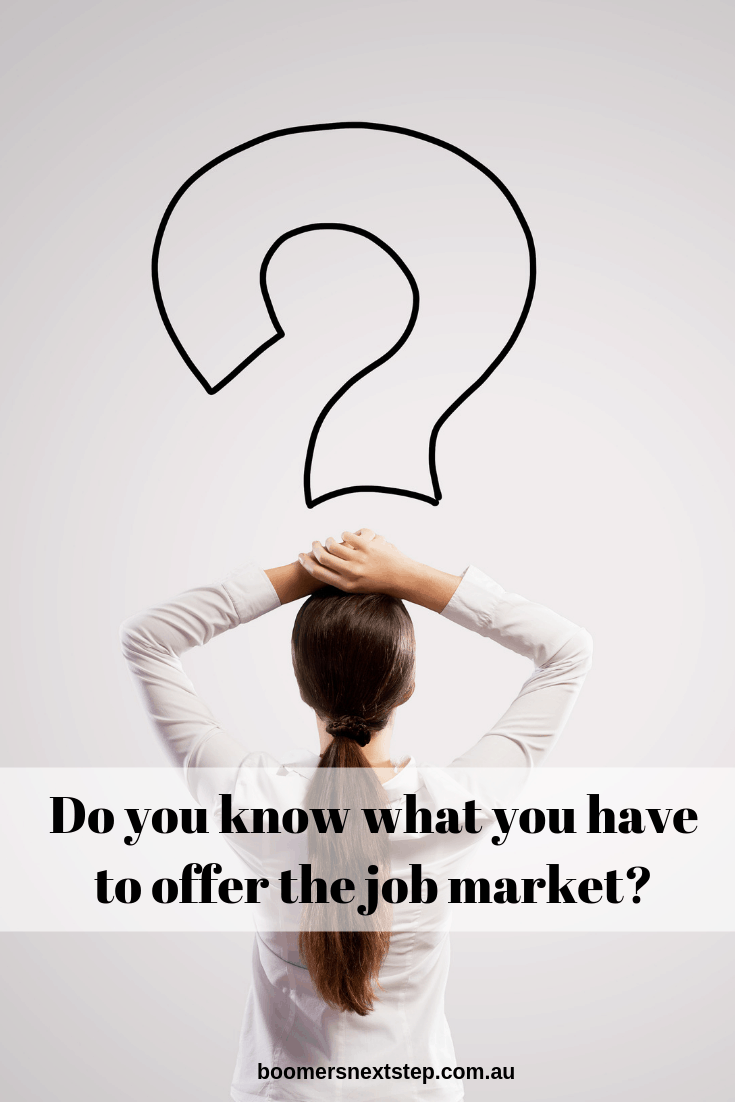 Do you know what you have to offer the job market? What is your job search brand?