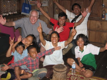 Thailand Hill Tribe Family