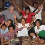 Travel in Thailand – Hill Tribe Family