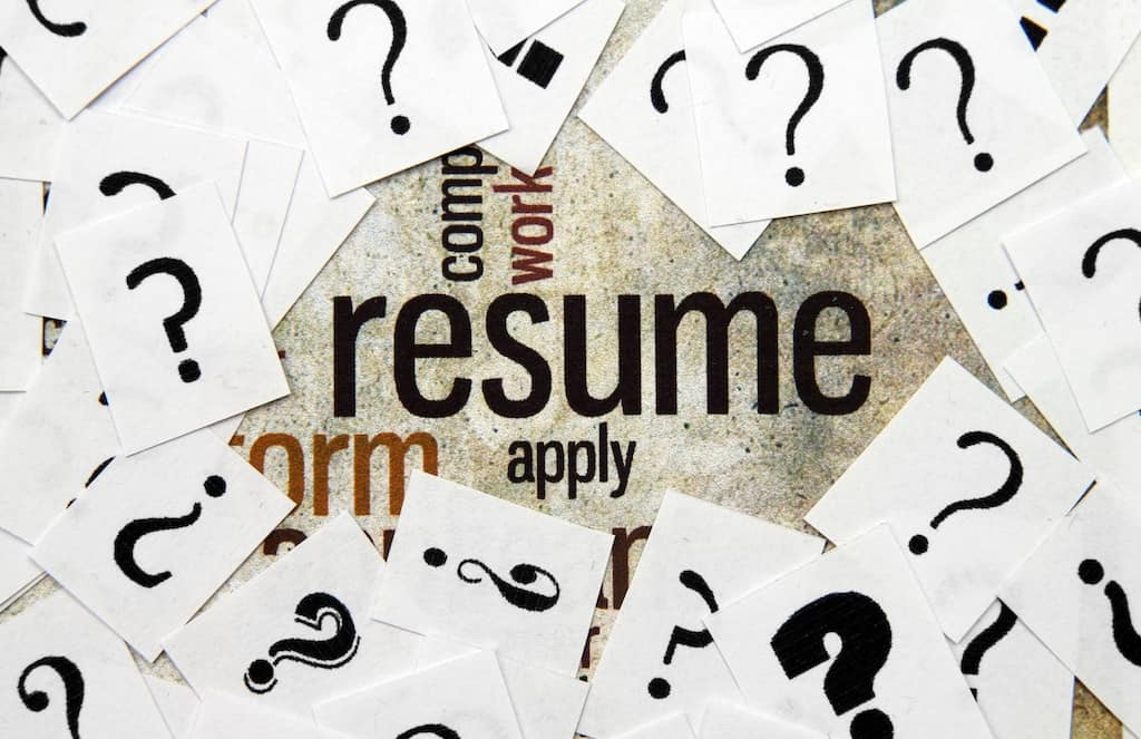 What to include on your Resume