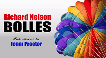Richard Nelson Bolles Author of What Color is Your Parachute 4