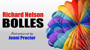 Richard Nelson Bolles is interviewed by Jenni Proctor