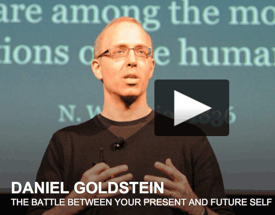 Daniel Goldstein - TED talks