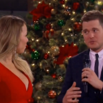"Mariah Carey and Michael Buble – ""All I Want For Christmas Is You"""