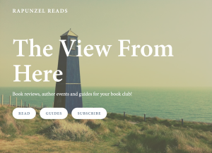 Home page of http://RupunzelReads.com