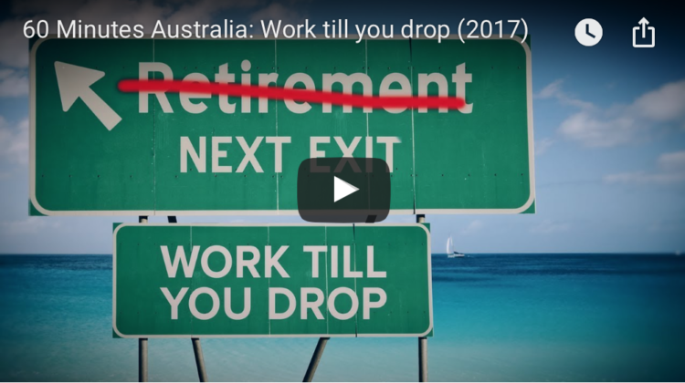 Is Retirement Just A Dream, A Concept From Another Age?