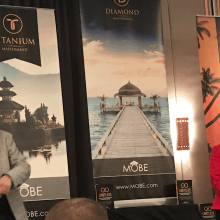 Chris & Susan Beesley presenting a workshop at the MOBE Supercharge Summit