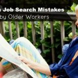 Common Job Search Mistakes Made By Older Workers