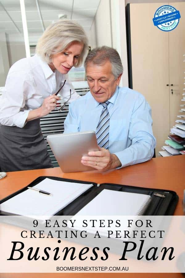 How To Create A Business Plan In Nine Easy Steps