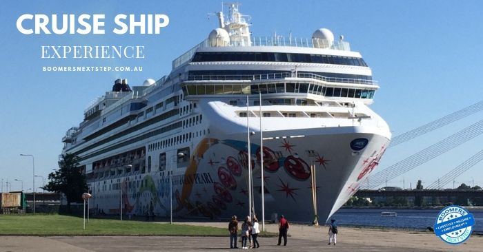 Cruise ship travel experience