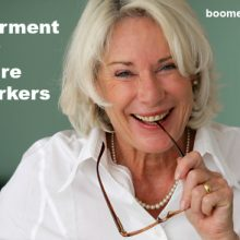 Empowerment for Mature Age Workers