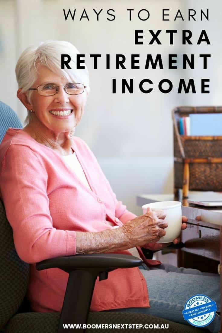 5 Ways to Earn Extra Retirement Income