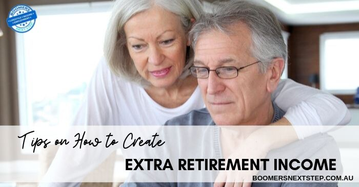 How Baby Boomers Can Create Extra Retirement Income