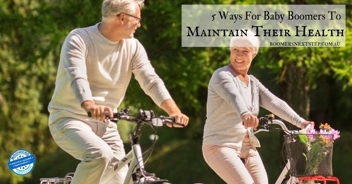 5 Tips for Baby Boomers on How to Stay Healthy