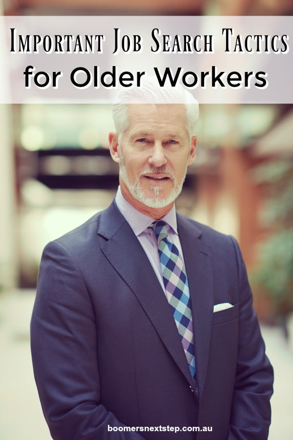 Back To The Basics: Older Worker Job Searching Tactics