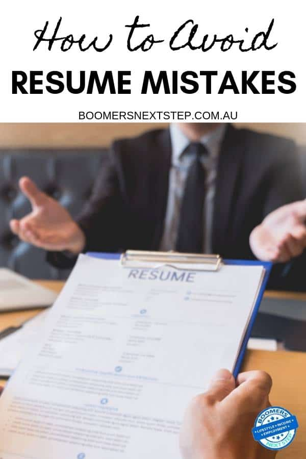 Top 5 Resume Mistakes and How to Avoid Them