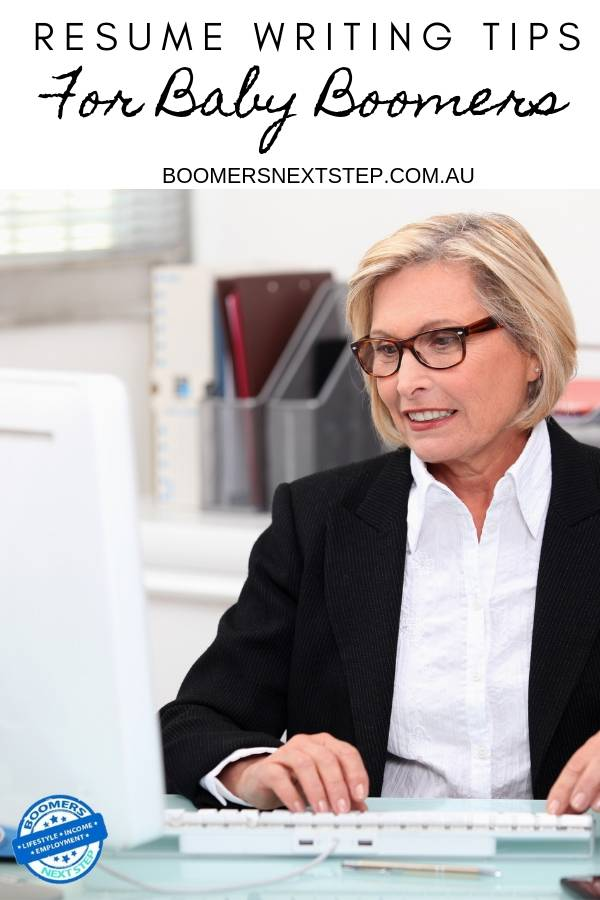 Resume Help for Baby Boomers