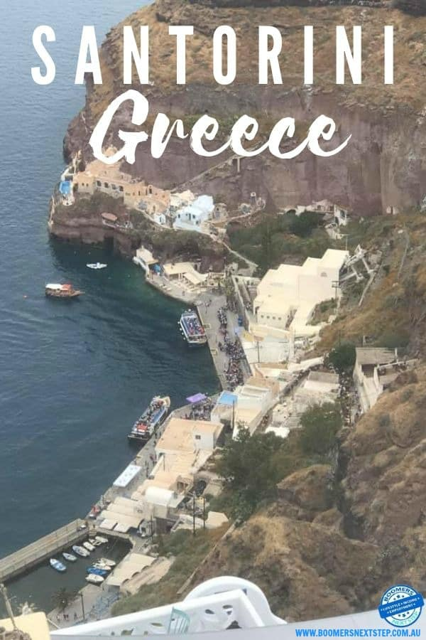 Things you should know about Santorini Greece