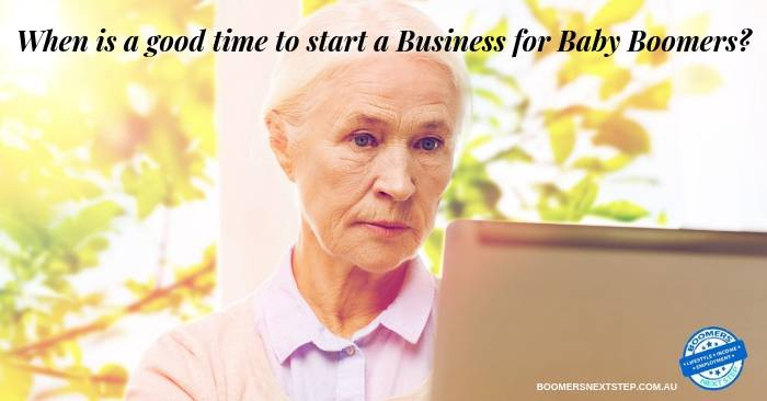 Starting a New Business for Baby Boomers