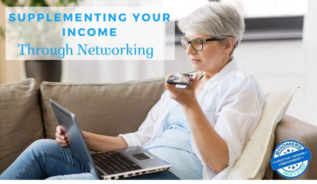 Supplementing Your Income Networking on the Internet