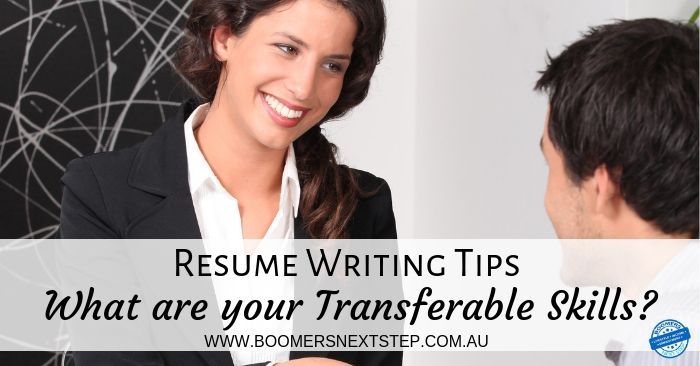 Check out the transferable skills that you should include in your resume.