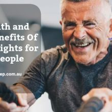 The Health and Fitness Benefits Of Lifting Weights for Older People