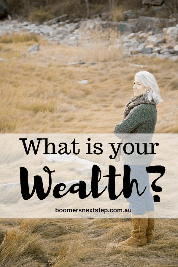 Are you building your wealth? How do you measure what your real wealth is?
