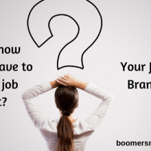 Your Job Search Brand: YOU